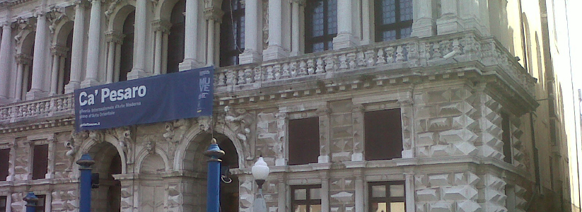Visita Ca' Pesaro - Galleria Internazionale d'Arte Moderna