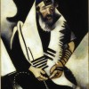 CHAGALL MARC_Rabbino di Vitebsk(Rabbino n.2), 1914-22