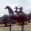 Mimmo Paladino, Zenith (cavallo), 1999