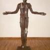 Mimmo Paladino, Senza titolo (uomo con braccia allargate), 1997