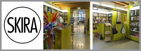Bookshop Skira - Ca' Pesaro, Venezia