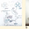 a) Progetto di: Buono Giulia; b) Realizzato da: Andrea Ziglio e Giacomo Barbini