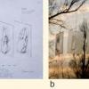 a) Progetto di: Bergamo Gloria; b) Realizzato da: Roberto Fido e Gloria Bergamo