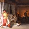 Marino Pompeo Molmenti (1819 – 1894), La morte di otello-(studio, 1a versione), 1866 ca
