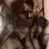 Studio per ritratto del critico Berto Morucchio, 1955