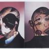 Shozo Shimamoto, Head Art, 1980/1990