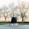 CANDIDA HÖFER Gardens of the House of Parliament London I, 2000 C-print 152 x 178 cm © Candida Höfer, Köln / VG Bild-Kunst, Bonn