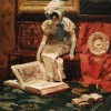 William Merritt Chase, Studio Interior