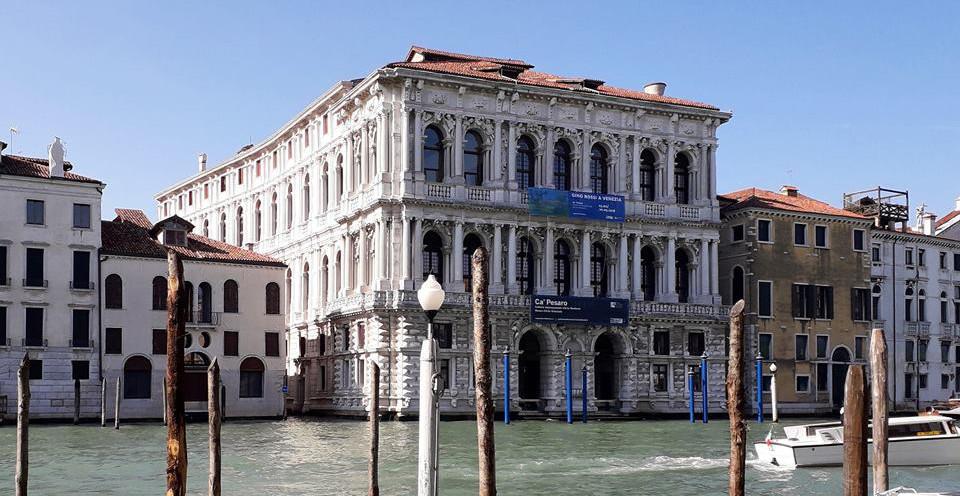 Venezia ca 39 pesaro galleria internazionale d 39 arte for Casa moderna venezia