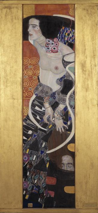 """Gustav Klimt, """"Giuditta II"""", 1909"""