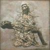 10. Simulacro - pietà argento, 1984