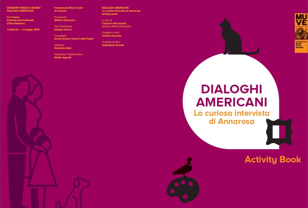 SCARICA L'ACTIVITY BOOK Dialoghi Americani