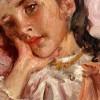 William Merritt Chase, Tired